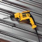 DeWalt 3/8 In. 8-Amp Keyless Electric Drill Image 3