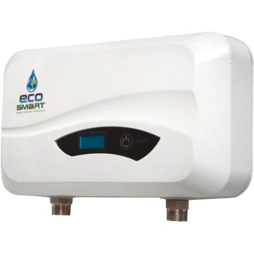 EcoSMART 220V 6.0kW Point-of-Use Electric Tankless Water Heater