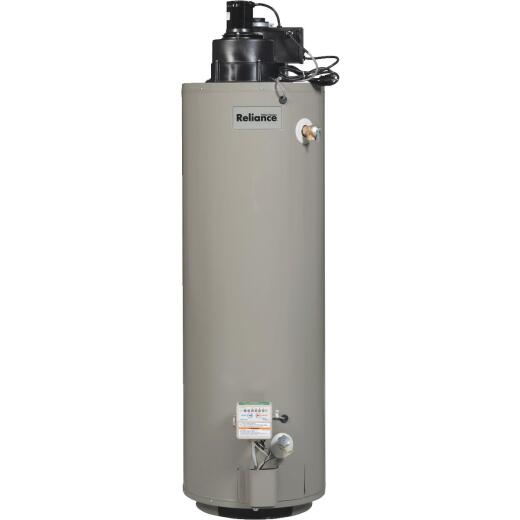 Reliance 40 Gal. 6yr 50,000 BTU Natural Gas Water Heater