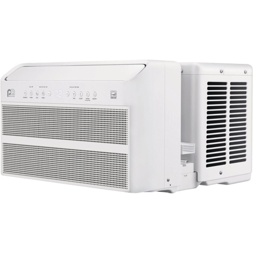Perfect Aire 8000 BTU 350 Sq. Ft. Window Air Conditioner with U-Shaped Inverter
