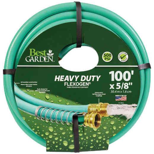 Best Garden Flexogen 5/8 In. Dia. x 100 Ft. L. Garden Hose