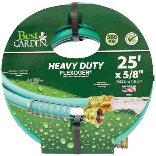 Best Garden Flexogen 5/8 In. Dia. x 25 Ft. L. Garden Hose