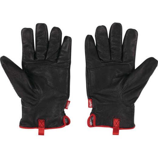 Milwaukee Impact Cut Level 5 Unisex XL Goatskin Leather Work Gloves