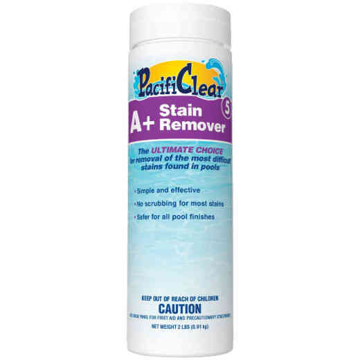 PacifiClear 2 Lb. A+ Stain Remover Granule
