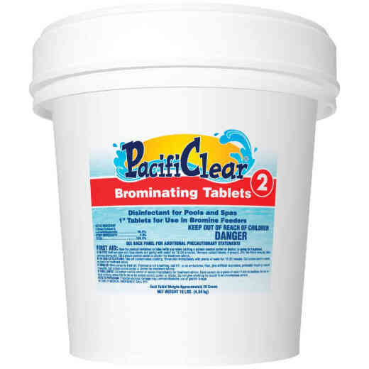 PacifiClear 10 Lb. Bromine Tablet