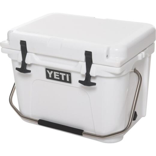 Yeti Roadie 20, 16-Can Cooler, White