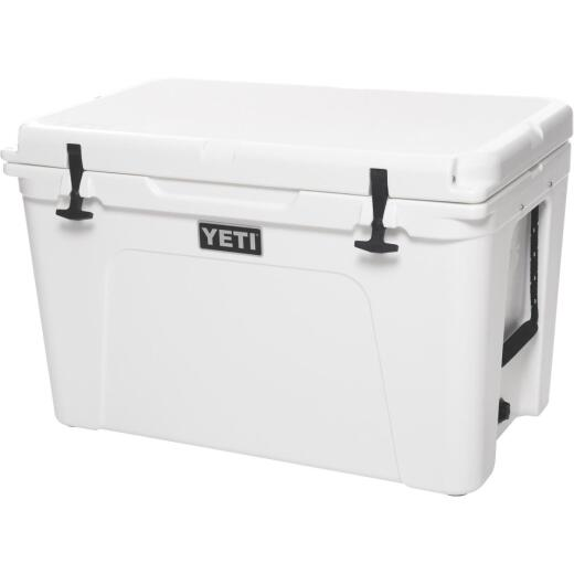 Yeti Tundra 105, 67-Can Cooler, White