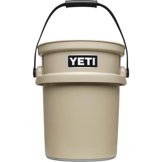 Yeti LoadOut 5 Gal. Tan Bucket